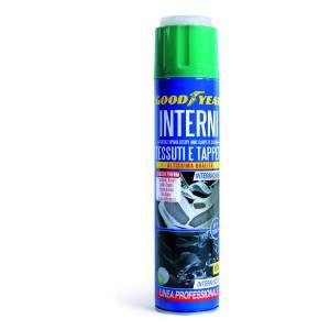 Detergente Goodyear tessuti e moquette 650ml