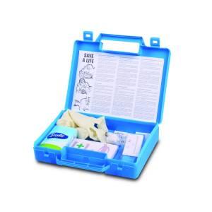 Kit valise de premiers secours pour les voitures et le camionnettes