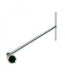Spark plug wrench 21mm deluxe