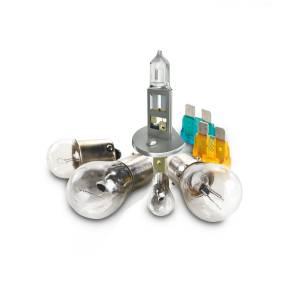 Kit lampade alogene H1