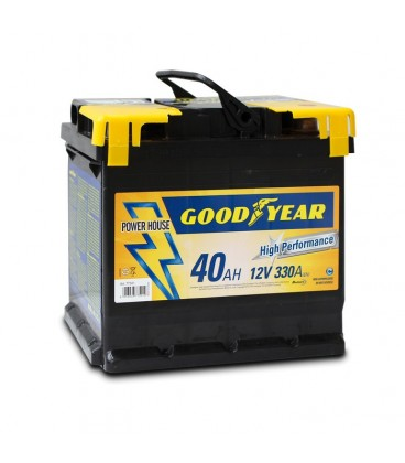 Battery/Accumulator 12V 40 AH GOODYEAR