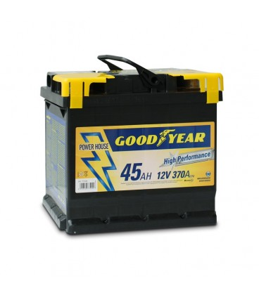 Battery/Accumulator 12V 45 AH GOODYEAR