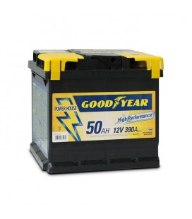 Battery/Accumulator 12V 50 AH GOOD YEAR