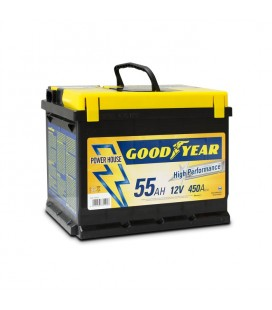 Battery/Accumulator 12V 55 AH GOODYEAR