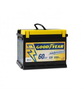 Battery 12V 60 AH GOODYEAR