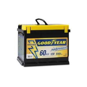Batteria auto - Accumulatore 12V 60 AH GOODYEAR