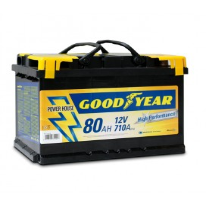 Batteria/Accumulatore 12V 80 AH GOODYEAR