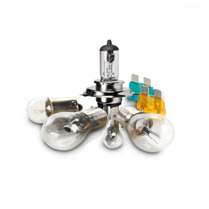 Kit de lampe halogène H4