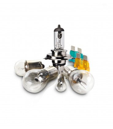 H4 halogen lamp kit