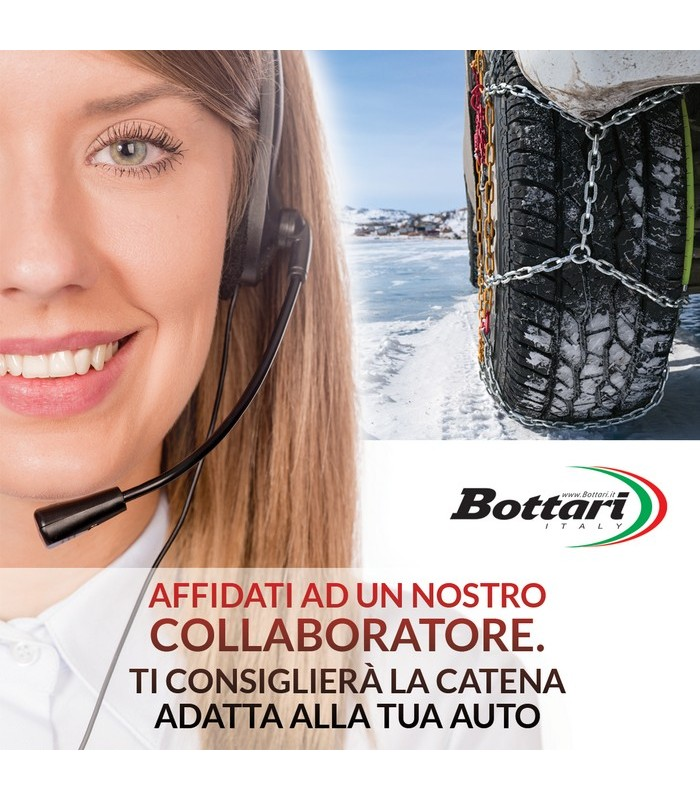 140 18835 CATENE DA NEVE RAPID T2 9 mm MISURA 140 235//70-16 195//55-20 245//55-17