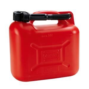 Tanica in Plastica con beccuccio 10 litri omologata