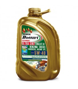 Oil Ultra Sint Longlife III 5W-40 4Lt.