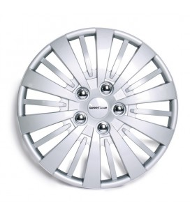77273 - Art. 77272 - Set Copricerchi Tourer Goodyear 14""