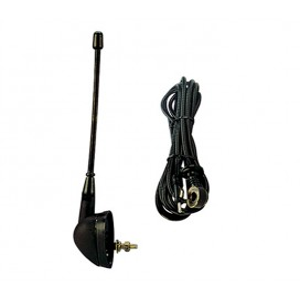 spare auto antenna shaft