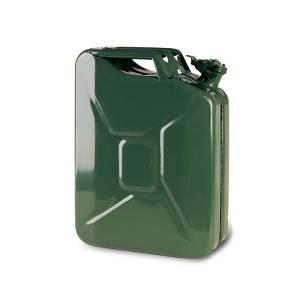 Tanica in Plastica con beccuccio 20 litri omologata