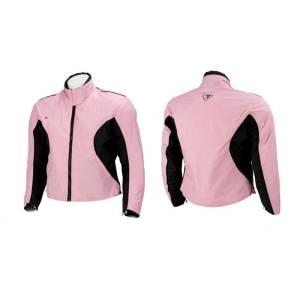 Giacca moto Liberty, rosa, taglia S