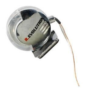2-LED adhesive lights SNAIL, blue