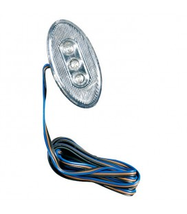 LED adhesive lights WIZARD, blue