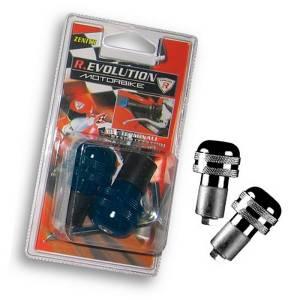 Handlebar stabilizers ZENITH, black
