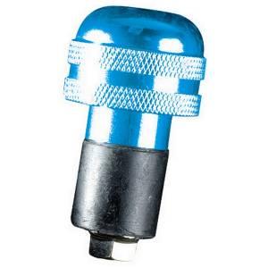Handlebar stabilizers ZENITH, blue