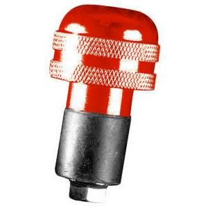 Stabilizzatori manubrio ZENITH, rosso