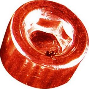 Bulloni decorativi BOSS, rosso