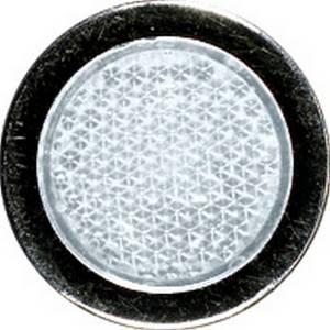 Adhesive reflectors REFLEX, white