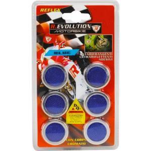 Réflecteurs adhésifs REFLEX, bleu
