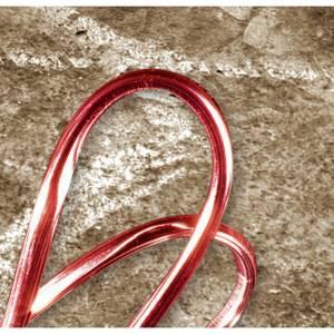 Bordino coprifiniture TRIM, rosso