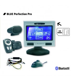 Kit vivavoce Bluetooth Blue Perfection Pro MR HANDSFREE