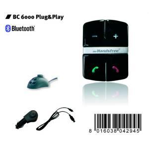 Kit mains libres Bluetooth BC 6000 MR HANDSFREE