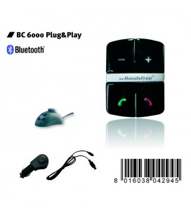 Kit vivavoce Bluetooth BC 6000 MR HANDSFREE