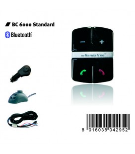 Kit vivavoce Bluetooth BC 6000 Standard MR HANDSFREE