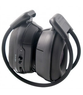 Foldable infrared headset Kenvox CU-2