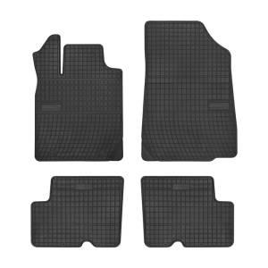 Set custom rubber car mats for Dacia Duster