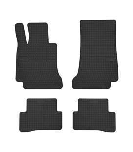 Customized rubber mats set for Mercedes C