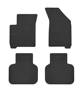 Set of custom-made rubber mats for Fiat Freemont