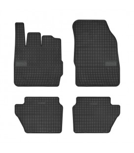 Set of custom-made rubber mats for Ford Fiesta