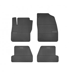 Set of custom-made rubber mats for Ford Focus