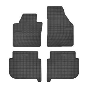 Set tappeti in gomma su misura per Volkswagen Touran