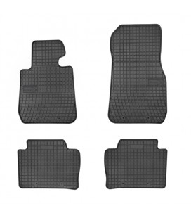 Set of custom rubber car mats for Bmw 3