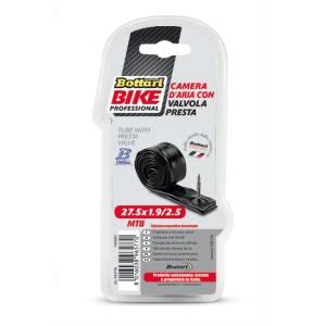 Camera aria bici 27,5x1,9-2,5 Valvola Presta 48mm