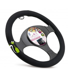 "Steering wheel cover ""MY SWEET CAT"""