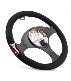 "Steering wheel cover ""MY SWEET KITTY"""