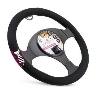 """Steering wheel cover """"MY SWEET KITTY"""""""