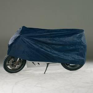 """Coprimoto e scooter """"CUP"""" in nylon antistrappo modello grande da 150 C.C. a 1100 C.C."""