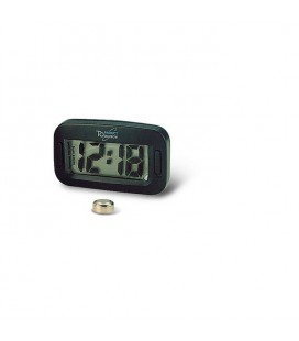 Adhesive digital clock