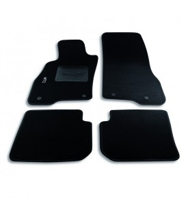 Set custom carpets in carpet for Alfa Romeo Model Mito
