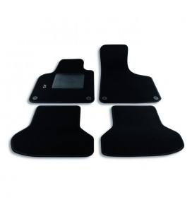 Set custom carpets in carpet for Audi model A3 (2003-2009)