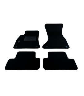 Set custom carpets for Audi A4 (2007-2015)